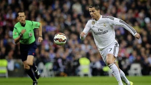 Cristiano volvió a marcar de penalti con el Madrid