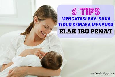 http://emalinmohd.blogspot.my/2015/07/tips-atasi-bayi-suka-tidur-semasa-menyusu.html