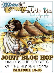 Make it Crafty and Tiddly Inks joint release