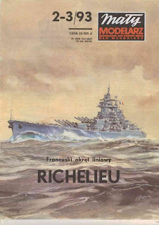 download Richelieu papercraft