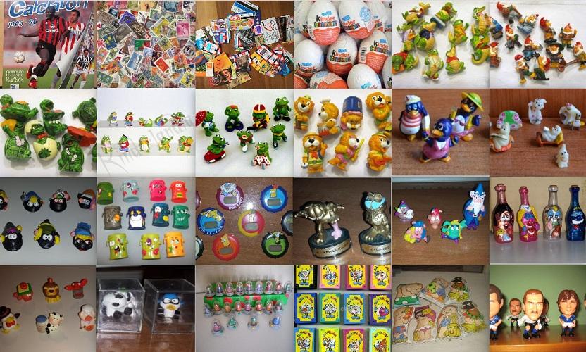 Le collezioni con cui sono cresciuto