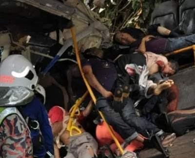 Nahas Genting Highland : 20 mayat telah dihantar ke HKL
