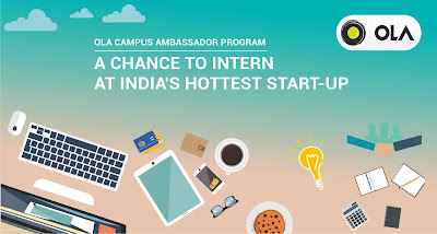 Chance to intern @ OLA in December