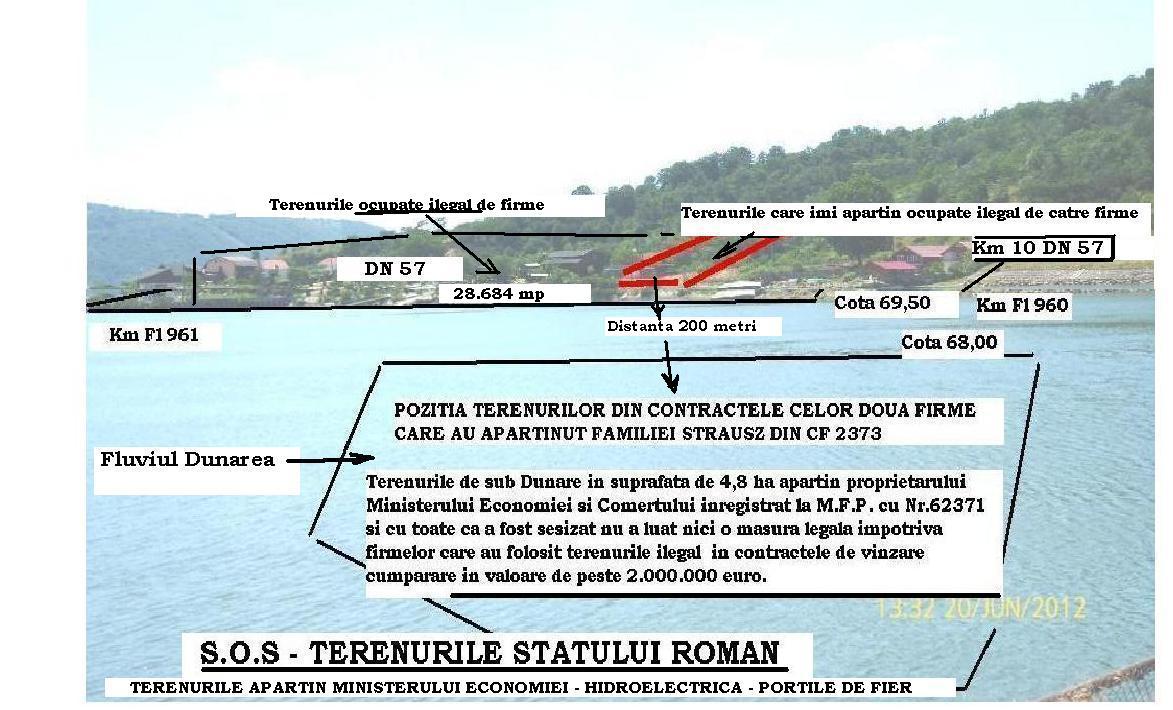 ILEGALITATILE PRIVIND TERENURILE STATULUI ROMAN