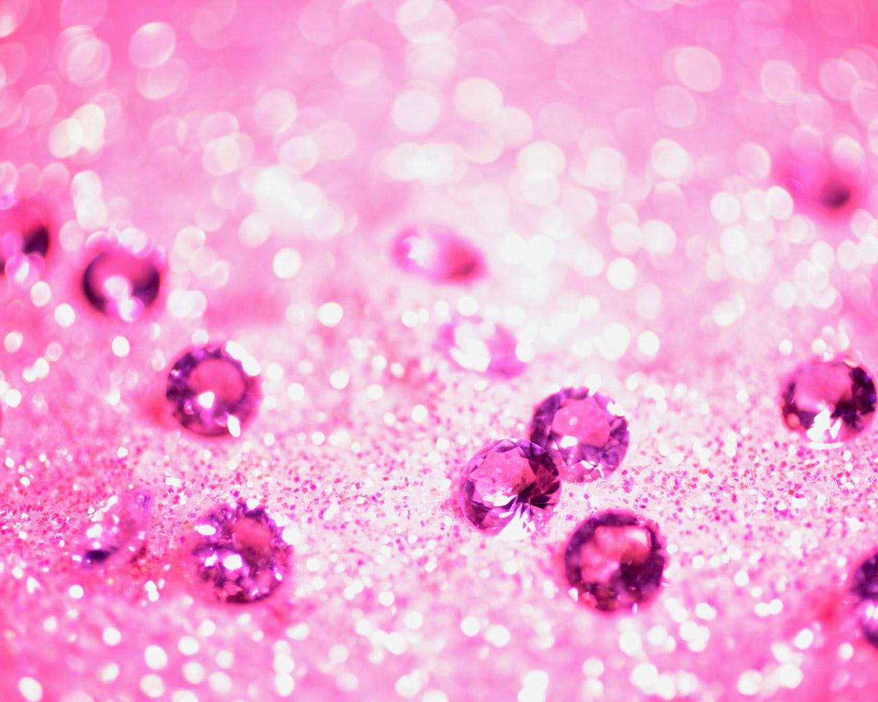 Top Wallpaper Hello Kitty Diamond - Pink-Wallpaper-1  Graphic_96564.jpg