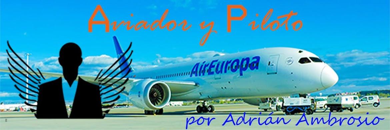 Aviador y piloto