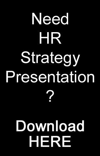 Excellent HR Slides