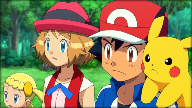 Pokemon XYZ Episode 2 Translated