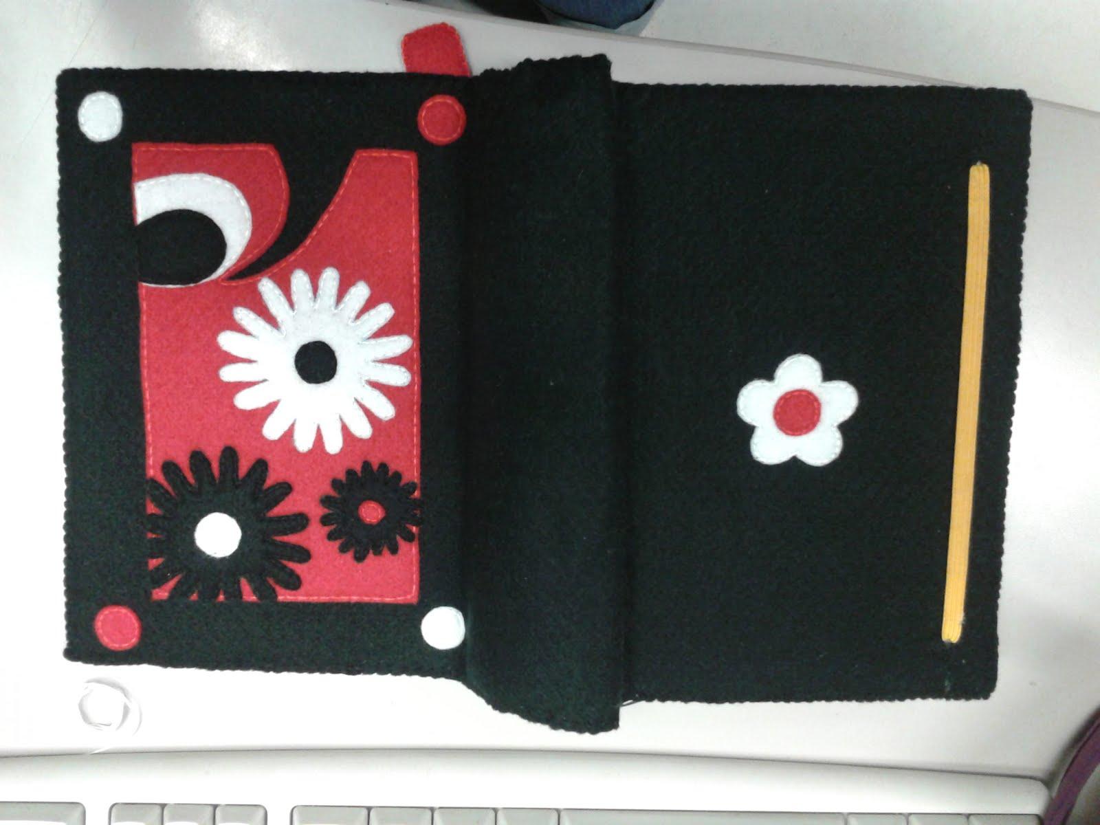 Shexeldetallitos blog de manualidades agenda con flores - Blog de manualidades y decoracion ...