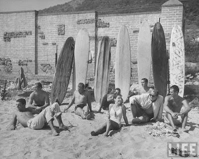 "16 Year old surfer Kathy ""Gidget"" Kohner, Malibu, circa 1957"