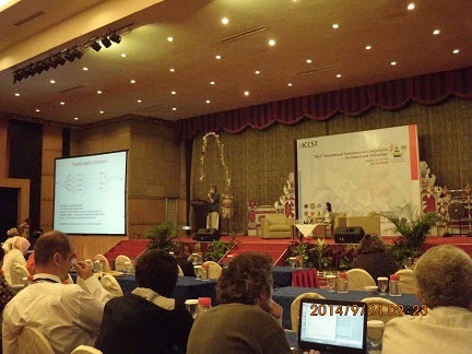 3rd ICCST, Bali – Indonesia