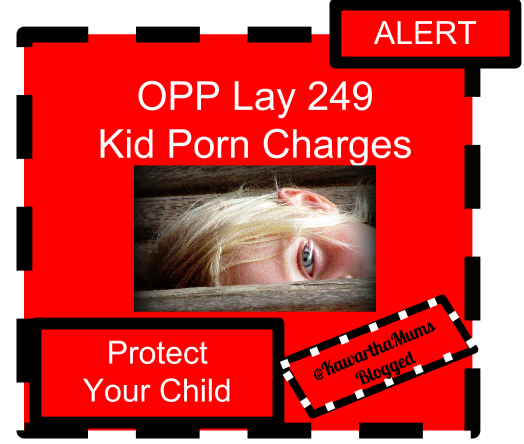 OPP Lay 249 Child Porn Charges