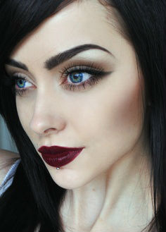 Make It All Up: The search for the perfect dark red lipstick