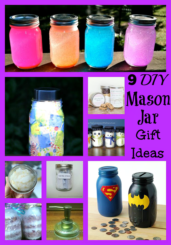 coupons and lesson plans 9 diy mason jar gift ideas