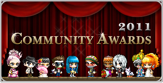 Maple Fever Maplestory Global Community Awards 2011