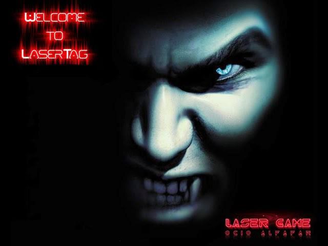 """Nuevo juego de Laser Game, """"Vampiros"""""""
