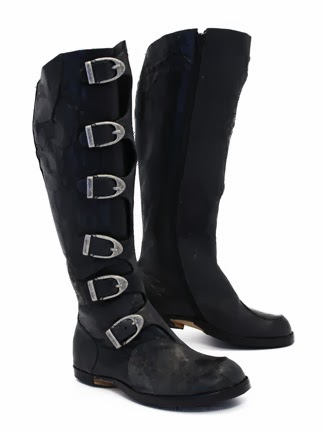 Amazing Black Color Boots