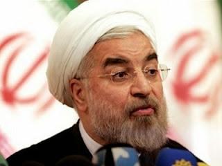 Presiden Iran Rouhani (foto naharnet.com)