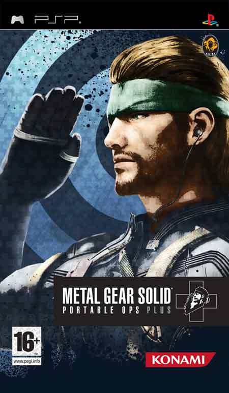 Metal Gear Solid: Portable Ops Plus ? PSP