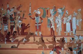 Mesoamerica ayer y hoy mayo 2012 for Bonampak cuarto 2