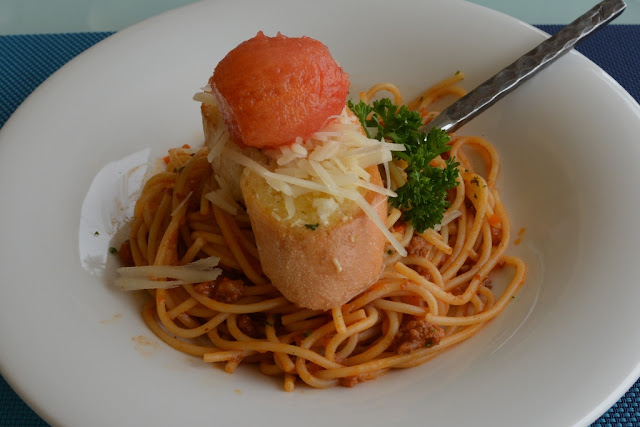 @Beach Karon Beach pasta
