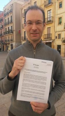 Jordi Gené. Impulsor de esta iniciativa