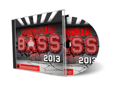 VA   MOS Addicted To Bass (Mixed By The Wideboys) 3CD (2013)