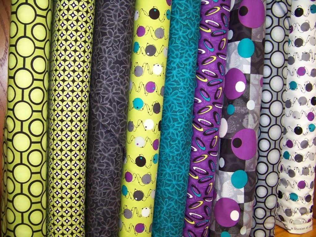 attic window quilt shop: new fabric at the attic window quilt shop