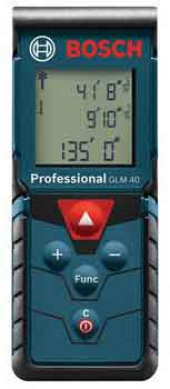 Bosch GLM 40 135 Feet Laser Measure
