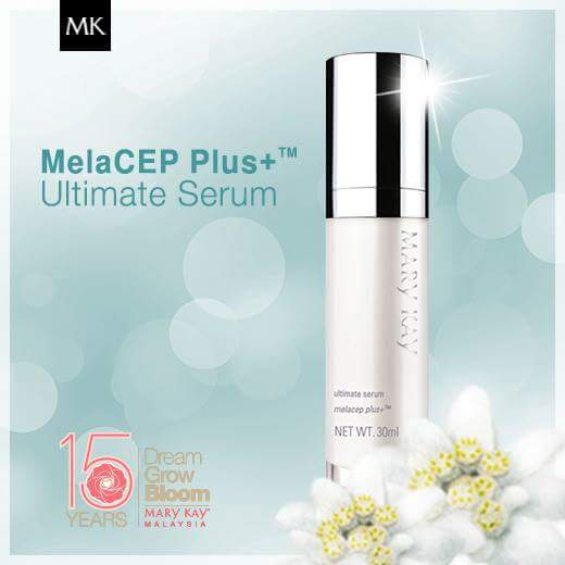 MK MelaCEP Plus Ultimate Serum