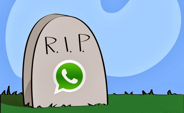 WhatsApp is down for iPhone. (Update: resolved).