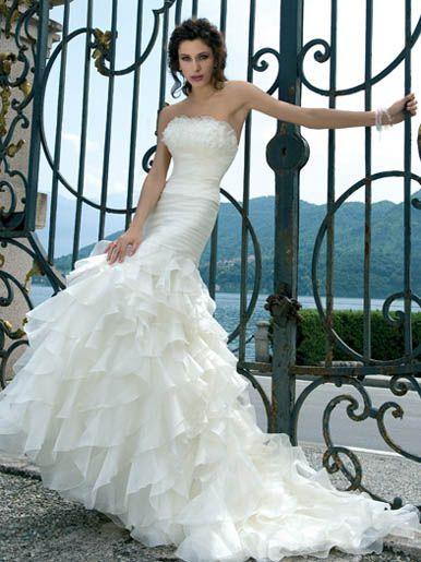 Wedding Collection Nowadays: preowned wedding dresses | Demetrios ...