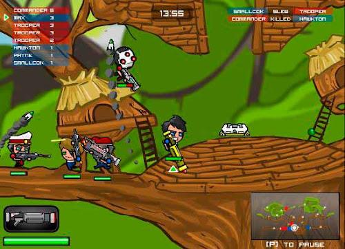 Flash-игра Combat Hero Adventures