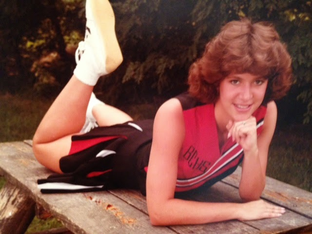 80s cheerleading picture