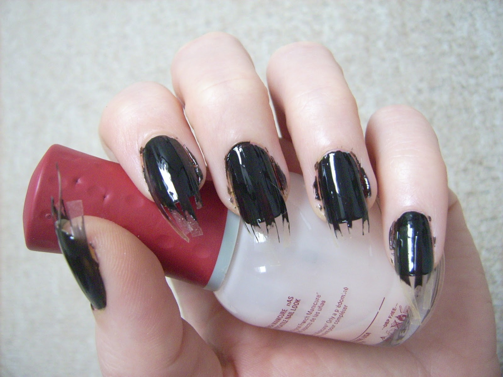 groovy nail art