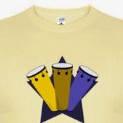 Camiseta Sou Timbaleiro - Tienda online de camisetas de percusión