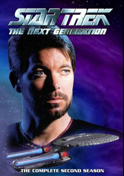 Star Trek - The Next Generation (Season 4 - Disk 3) - TBS (The I