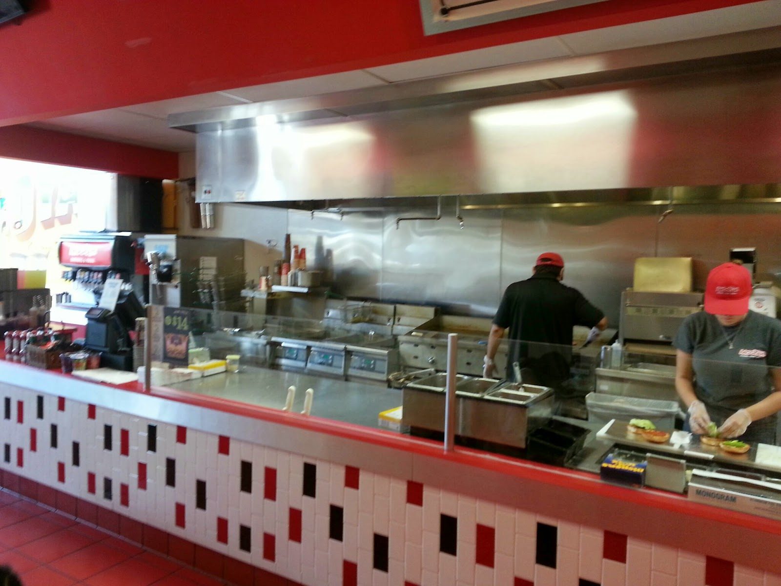 review mooyah burgers in katy