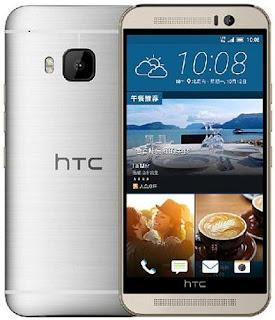 Harga dan Spesifikasi HTC One M9e Terbaru