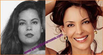 Carolina Ferraz Actriz Brasileña antes y después