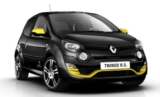 Renault Twingo RS Red Bull Racing RB7: A tribute to the sportsmanship and performance
