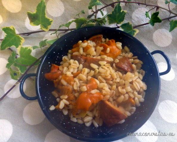 Trigo tierno cocinar en casa es for Cocinar trigo