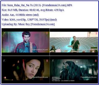 Wada Raha From Half Girlfriend full video song - Shraddha ...