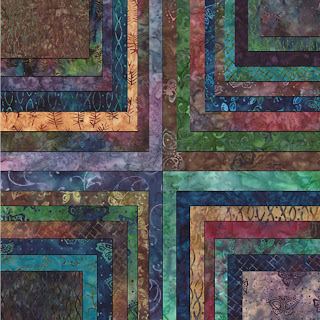 Moda ENCHANTED POND BATIKS Quilt Fabric by Holly Taylor