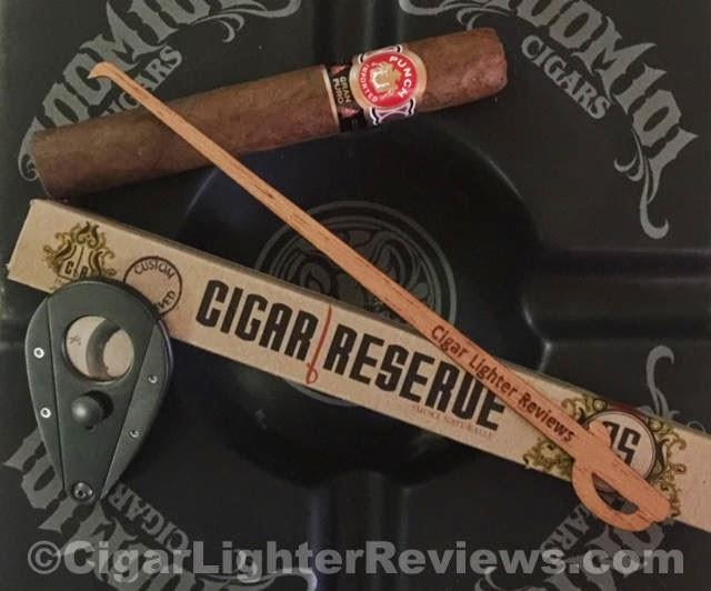 Cigar Reserve Cedar Spills Review