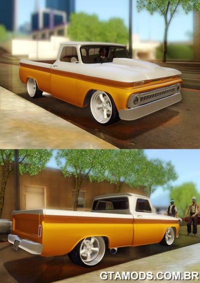 Chevrolet C10 Custom Edit