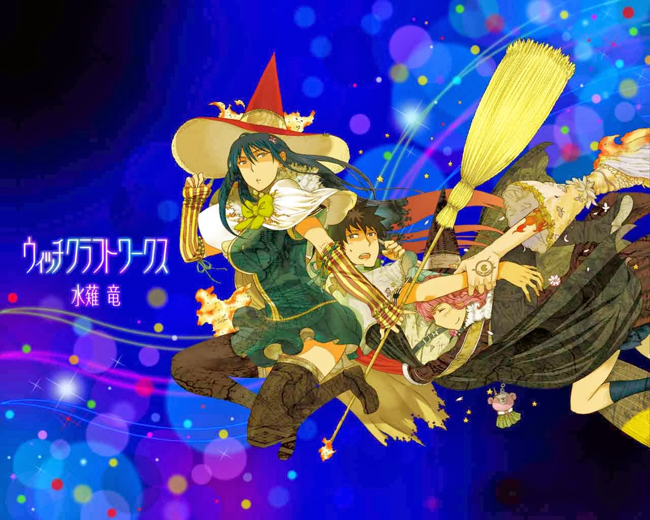 Witch Craft Works 7