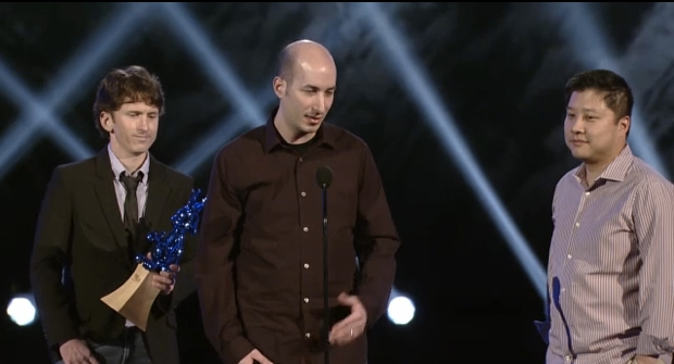 skyrim gets game of the year awards in spike vga 2011