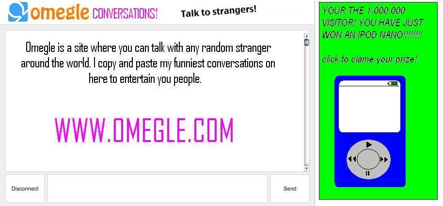 Convos I Have On Omegle!: [www . sexy omege . com]
