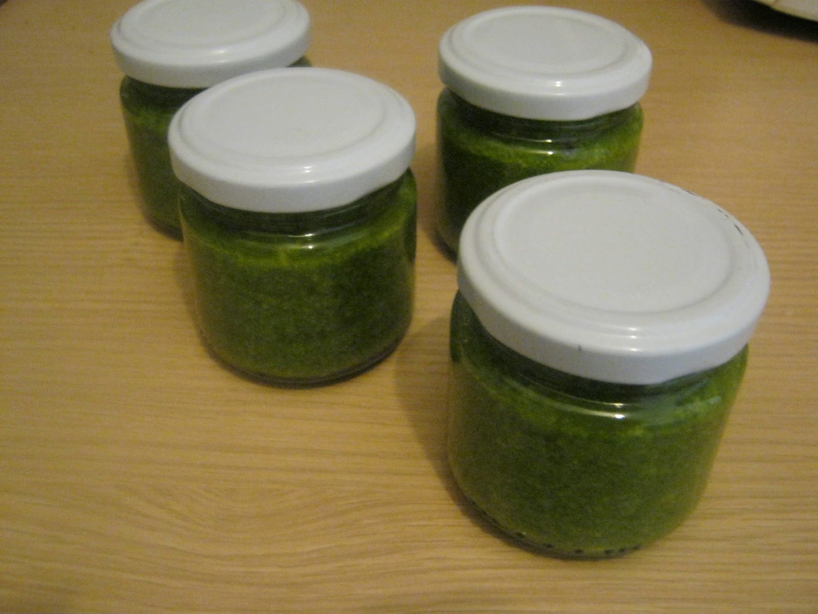 Non solo pasticci pesto di basilico con metodo per il for Basilico in casa